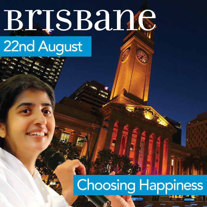 Awakening: Sister Shivani Australian Tour 22nd August