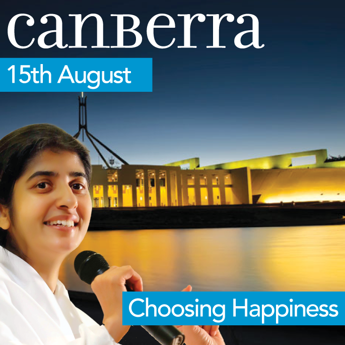 Awakening: Sister Shivani Australian Tour 15th August